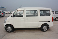 Hot Sale Petrol Mini Van 8 Seats Car With A/C