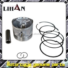 pistons and rings for both two stroke and four stroke motorbikes