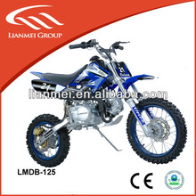 dirt bik with 125cc automatic motorcycle engine