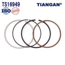 Hot sale auto engine part motorcycle piston rings