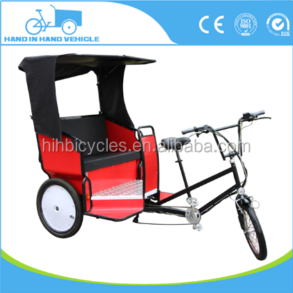 Super Asia Three Wheeler Tuk Tuk steel frame rickshaw factory direct sale