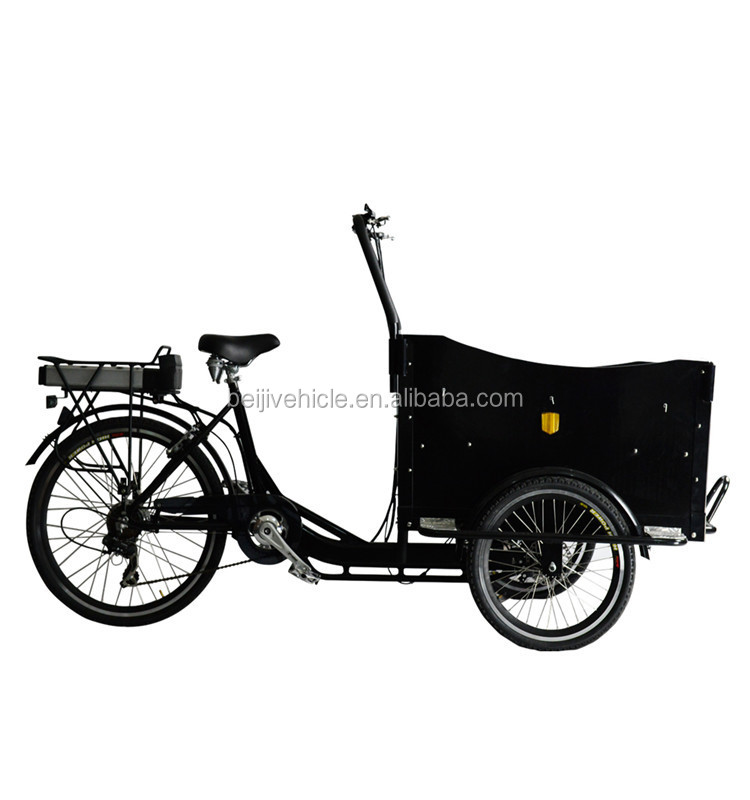 Adult three wheel bicycle