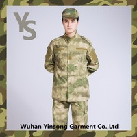 [Wuhan YinSong] OEM/ODM battle dress a tacs camo clothing