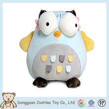 2018 new arriving cheap animal plush owl stuffed soft toy for kids