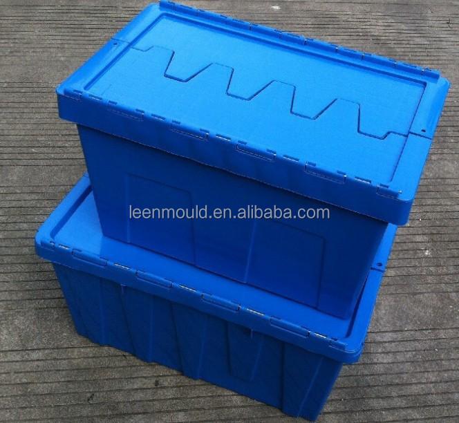 Fantastisch 50litre/54l Verkauf Kunststoffboxen Mit Deckel,Stapelbar Scharnier  KC37