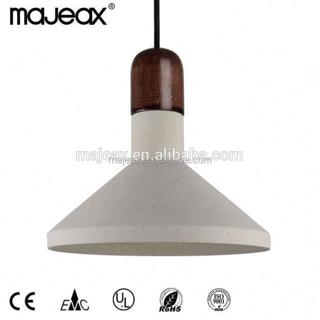 Concrete Chandelier Threaded Lamp Holder