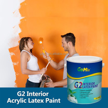 G2 Non Crack Mold Resistant General Paint for Wall Decoration