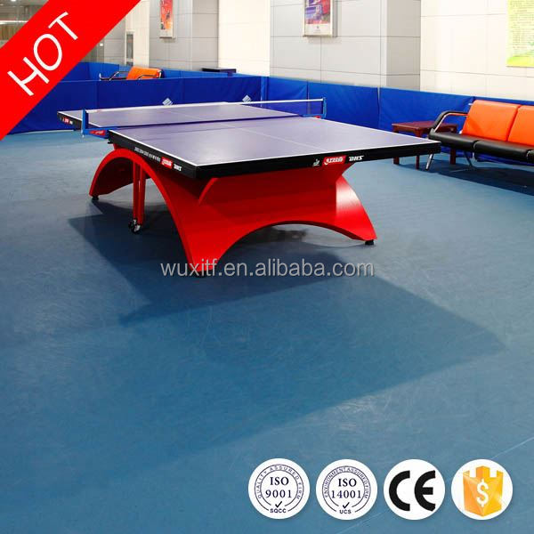 Good sale sound proof facilities equipment table tennis from china