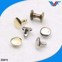 8mm Mushroom head hollow aluminum blind rivet