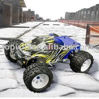 1:8 Scale 4WD Nitro Gasoline RC Cart Hobby Powered Off-Road Monster Truck