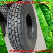 DX915 pattern truck tyre 10.00R20 with BIS certificate, MAXIM brand truck tire 10.00R20 to India Market
