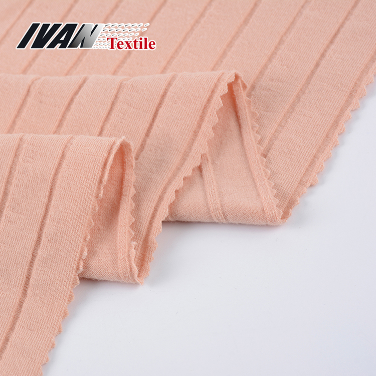 wholesale  cvc knit fabric