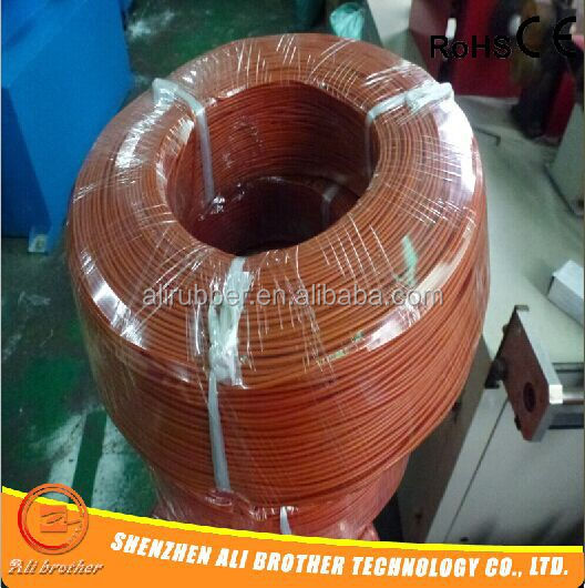 silicone rubber electrical cable awg28