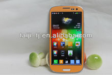 New coming colorful body guard for samsung galaxy s3 i9300, high clear anti fingerprint screen film