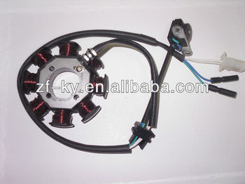 Motorcycle magnetic coil/magneto coil/stator coil