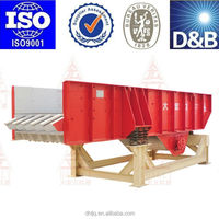 mining equipment stone crushing plant vibrating hopper feeder ZSW9538 vibrating feeder