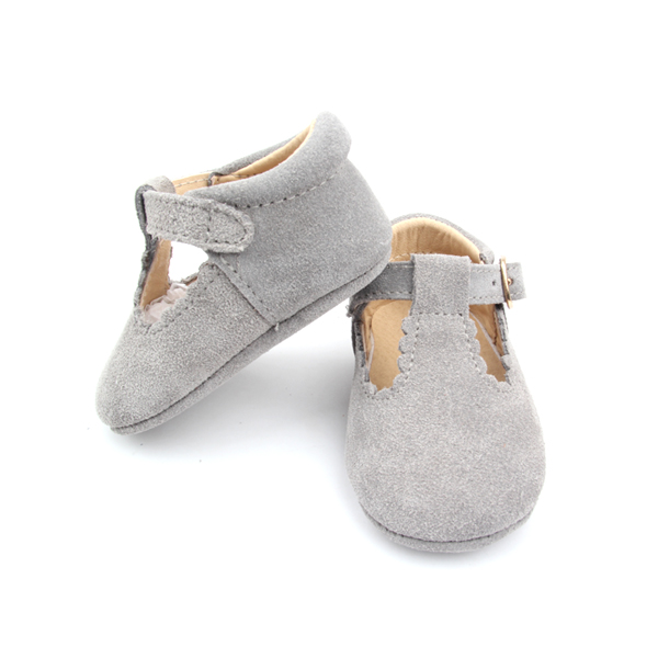 MIX material casual shoes wholesale suede leather baby loafers