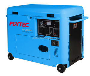 Fixtec china 5kw diesel generator price