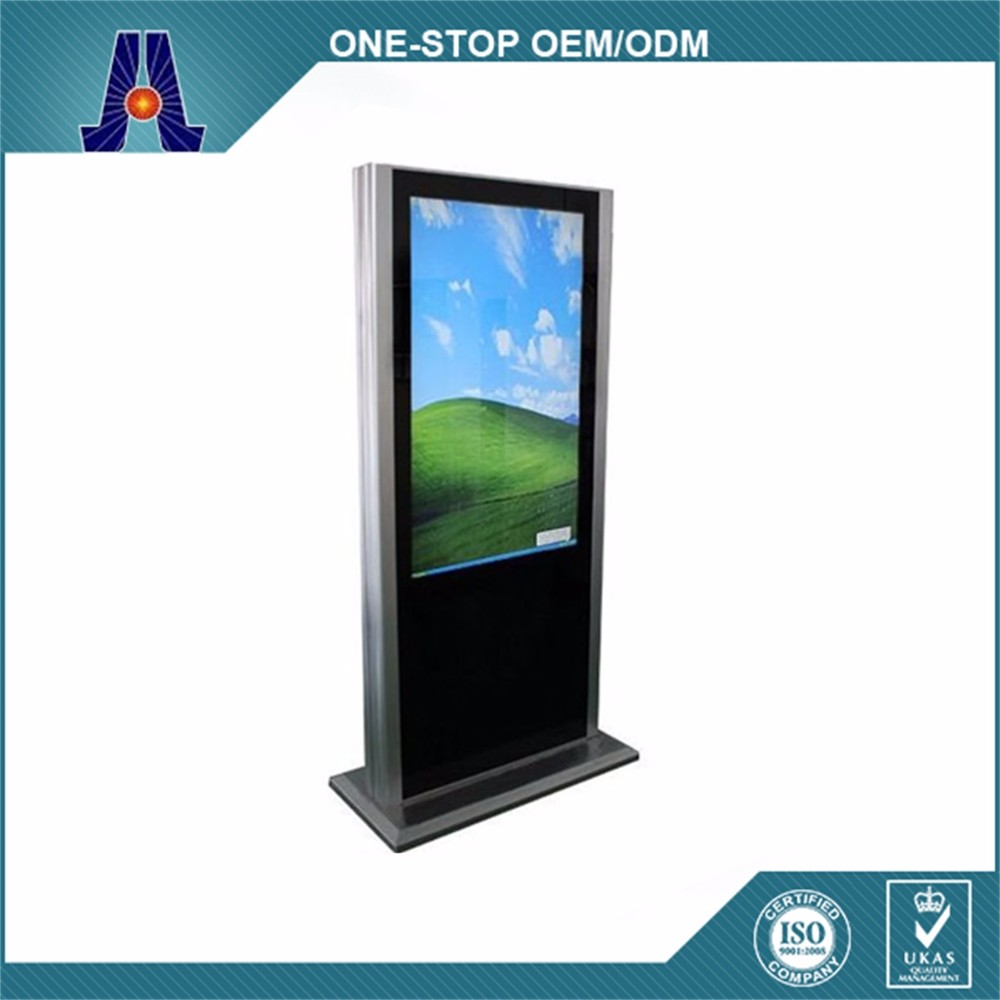 indoor photo kiosk touch screen with photo printer (HJL-3311)
