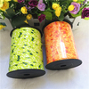 Floral decorations balloon curling ribbon with logo