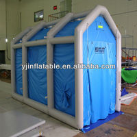 2013 customize fashion inflatable boat tent