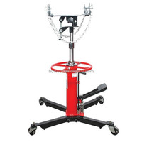 Hydraulic engine 2ton floor transmission jack with CE