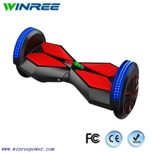 The latest Self Balancing Scooter 2 Wheel Self Balance Electric Scooter WR-004 for adults