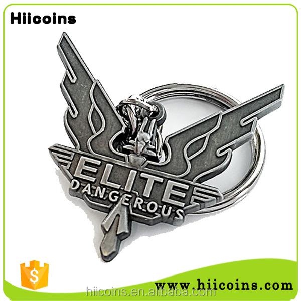 wholesale exquisite badges best selling enamel pin badges Custom pilot wing badge