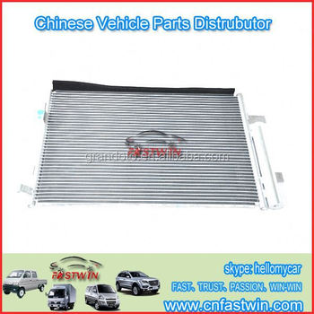 air condensor radiator or Chevrolet Sail 1.4L