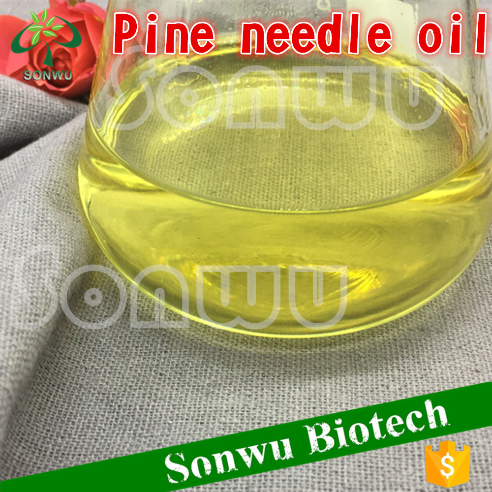 Supply Bulk Low price pure natural red Pine needle oil