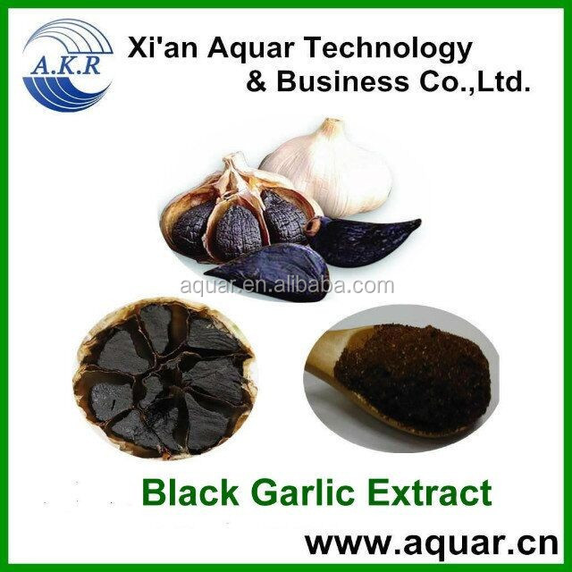 2014 new product Top quality Chinese Black garlic extract 10:1