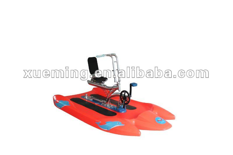 Xueming water bicycles wholesale