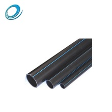 Reliance sdr11 pn16 pe100 standard length high density polyethylene hdpe water pipe price list