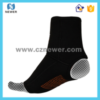 Bottom price fashion trendy high quality colored elastic ankle support