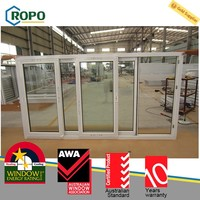 Hot selling cheap custom commercial sliding window
