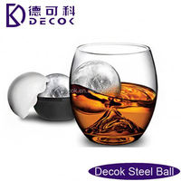 magnetic solid half carbon steel ball wine ball