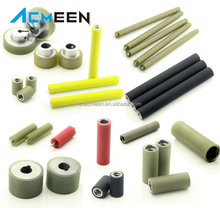Factory Customized OEM PU Polyurethane covered roller silicon rubber roller