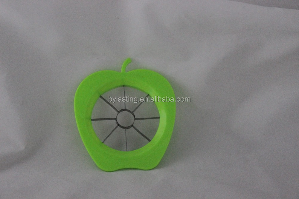 Hot new products for 2015 Fruit Apple Shaped Cutter /Stainless Steel Slicer/Fruit Slicer