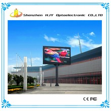 high resolution outdoor waterproof full color dip p10 rgb led screen display