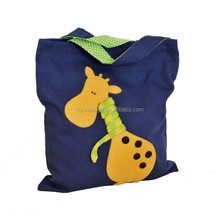 children cotton libray bag