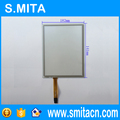 8.0'' inch touch screen panel Good quality and high sensitivity 4 wire resistive 182mm*141mm ST-08004 GPS navigation touch scree