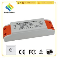 40W 1200mA CE Approved Constant Current Indoor Lamps Driver Dimmable Led Power Supplies