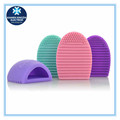 Cheap price silicone make up brush cleaner