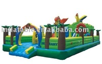 inflatable amusement parks/inflatable fun city/inflatable playground bouncer