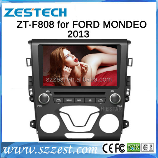 ZESTECH auto navigation for ford mondeo 2013 car dvd/gps player