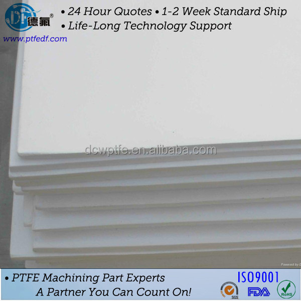 High property ptfe sheet for heat press machine