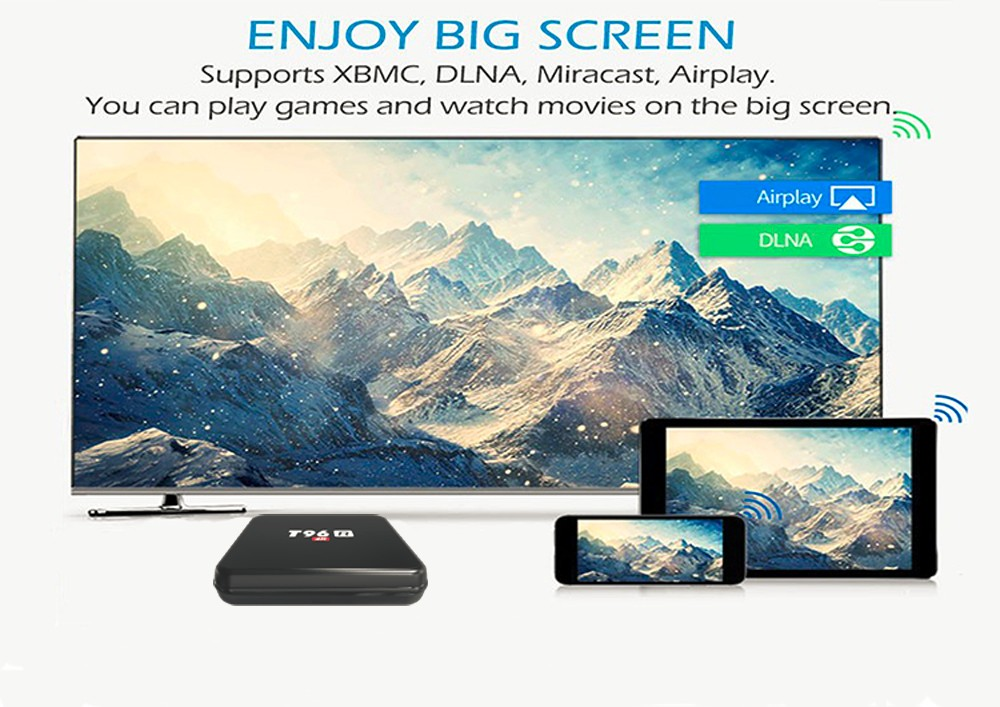 The newest kodi tv box fully loaded cheap 2gb 8gb rk3229 android 5.1 tv box