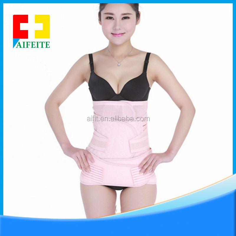 3 in 1 Quality Maternity post natal slimming belt/Postpartum girdle