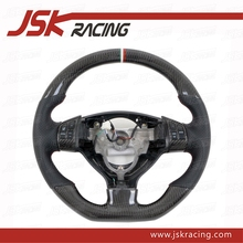 CARBON FIBER STEERING WHEEL FOR 2005-2009 SUZUKI SWIFT