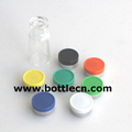 wholesale pharmaceutical generic drugs bottle flat colored bottle caps